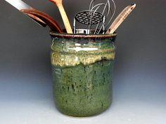 celtic zen ktichen utensil holder | kitchen utensil holder