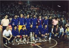 Copa d'Europa 90-91