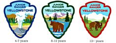 Junior Ranger Program. Get your packet and the visitors center. Over 300 Parks offer it. Awesome addition to your travels!