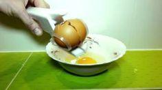 Ez egg cracker  #eggs #eggcracker