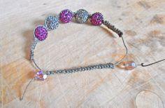 Another Shambala Bracelet Tutorial! - The Beading Gem s Journal Návody Na  Tvorbu Šperkov 156fa85b6a1
