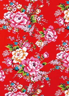 Air Sun Water (ASW): Oriental Fabrics-Traditional Patterns in Taiwan Flower Wallpaper, Pattern Wallpaper, Wallpaper Backgrounds, Wallpapers, Cellphone Wallpaper, Iphone Wallpaper, Textiles, Textile Pattern Design, Korean Art