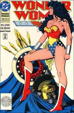 Love the covers of your favorite Wonder Woman comics? Well, here is a list of the five best Wonder Woman comics of all time. William Moulton Marston, Marvel Girls, Marvel Dc, Comic Book Characters, Comic Character, Comic Books Art, Comic Art, Book Art, Storybook Characters