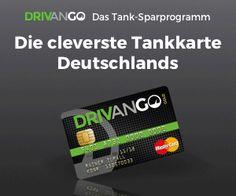 DRIVANGO - Das Tank-Sparprogramm