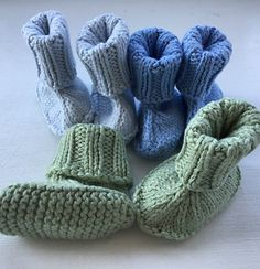 Ravelry: Baby Hausschuhe pattern by Ines M. Minis, Ravelry, Slippers, Booty, Knitting, Pattern, Diy, Fashion, Hipster Stuff