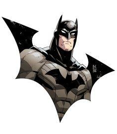 Batman by Nib2T Más