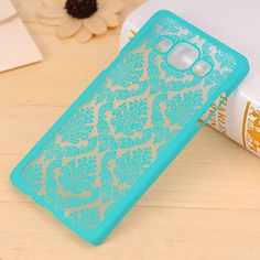 Palace Flower Hard Plastic Cover Case For Samsung Galaxy A3 A5 A7 J5 J7 2015  A510 A710 J510 J710 2016 Grand Prime S5 S6 S7 Edge