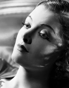 Myrna Loy,so beautiful!