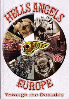 """""""Hells Angels Europe: Through the Decades"""" - Anyone ever see this book in person? I've always wanted it but it always gets way to expensive."""