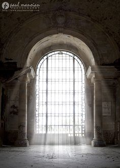 July 18, 2013 - Detroit declares bankruptcy and officially becomes the poster child for urban decay.    Photo is of the Michigan Central Station featured in the Transformers movie.