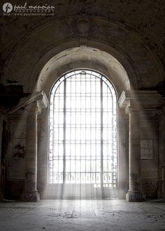 Michigan Central Station in Detroit, MI detroit photographer michigan central station mcs 1