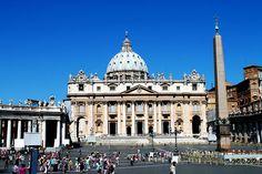 Travel, Rome, vaticaan, Italy, Italie, reizen