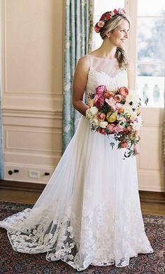 Quaint Charleston Wedding | Elegant Wedding Dress, Dress Ideas and Elegant Wedding