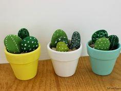 DIY Le plus beau de tous les cactus - activité peinture -