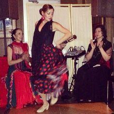 My flamenco performances