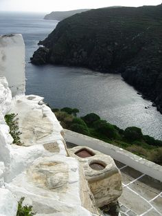 Kastro, Sifnos, Greece