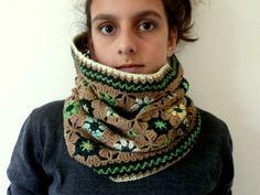 crochet Snood granny by handmade chaumont