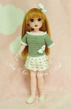 doll no pattern
