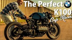 Cafe Racer(BMW K100 by Retrorides by Lorenço)