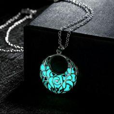 Silver Fairy Light Pendant