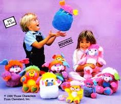 Popples!   I totally forgot about these guys but I LOVED them!!!!!!