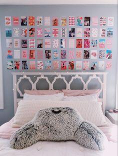 Cute Room Ideas, Cute Room Decor, Teen Room Decor, Room Design Bedroom, Room Ideas Bedroom, Bedroom Decor, Preppy Bedroom, Bedroom Inspo, Pinterest Room Decor