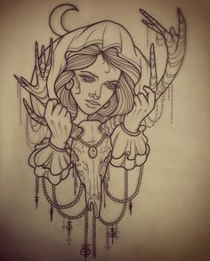 With some modifications, this could be a great tattoo :D