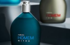 Desodorante Colônia Natura Homem Nitro - 100ml