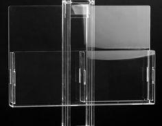 Espositori a colonna - vetro
