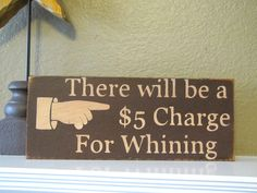 A better way to work on whining at our house?