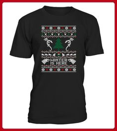 Winter Is Here Ugly Holiday Sweater Xmas - Winter shirts (*Partner-Link)