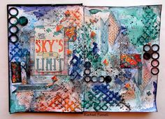 A window to my scrapping world: The Scrapbook Store - Authentique - Playful
