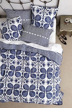 Jasmine Quilt #anthropologie
