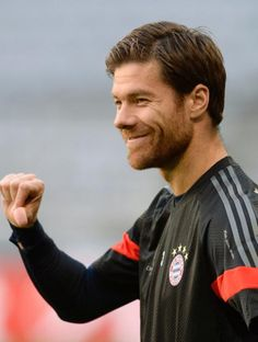 Imagem de xabi alonso and bayern munich