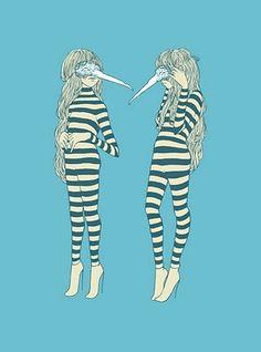 Great illustration by Jongmee Kim