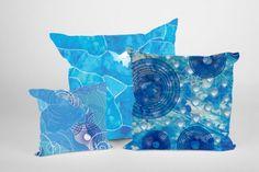 Michala Rieli | Make It In Design | Surface Pattern Design | Summer School | Water Rays | Advanced brief 1