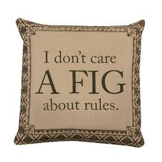 Heritage Lace Downton Life A Fig Pillow Cover