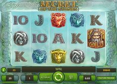 New Secret of the Stones slot - http://cp4w.com/net-entertainment-slots/secret-stones.html