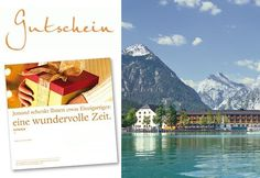 Wunderbare Alpen und Wellbeing ... zu gewinnen ...  unserer Reise-Gewinnspiel