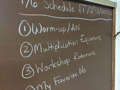 Middle School Math Man: Fun Around the Classroom