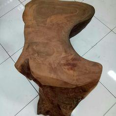 Natural Stool Iron Wood Root