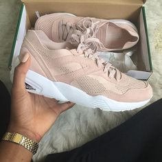 Adidas Women Shoes - Sneakers femme - Puma Soft pack (©presouch) - We reveal the news in sneakers for spring summer 2017 Puma R698, Air Max Sneakers, Shoes Sneakers, Women's Shoes, Adidas Shoes Women, Sock Shoes, Air Jordan, Baskets, Streetwear