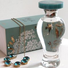 Black Jade perfume by Lubin: 130.00 {a story here about this perfume and Marie Antoinette}