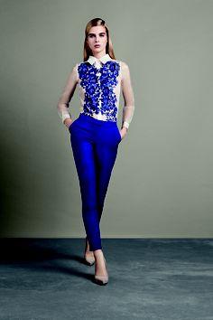 SS13 Hobbs Invitation - Ariadne Shirt & Precious Trousers
