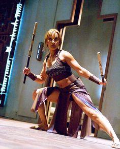 Teyla - Original: Stargate Atlantis