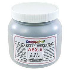 Paasche AEX-5 Aluminum Oxide Abrasive, 5 lbs.