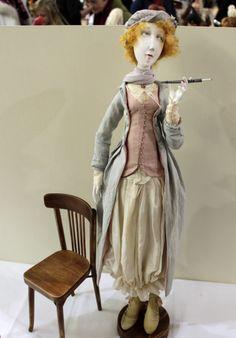II. International Exhibition of Art Dolls_Doll Prague 2013 (made by Anastasia Yanovskaya)