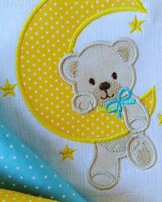Quilting and crafting supplies for all your needlework - Baby Applique, Baby Embroidery, Applique Embroidery Designs, Machine Embroidery Applique, Applique Patterns, Applique Quilts, Applique Templates, Machine Applique Designs, Baby Quilt Patterns