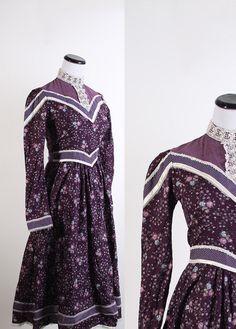 Gunne Sax / Dress / Western Dress/ Dresses / by aiseirigh on Etsy, $72.00