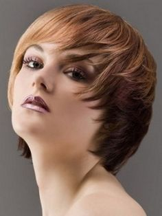 Best short hairstyles for round face-13